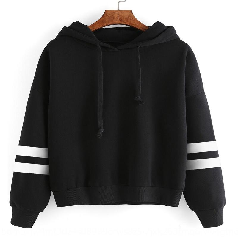 FEKog c1MKJ рукав New печататься флис шерсть длинный с капюшоном осень Новый печататься пуловер длинные осень флис с капюшоном свитер пуловер рукав свитера