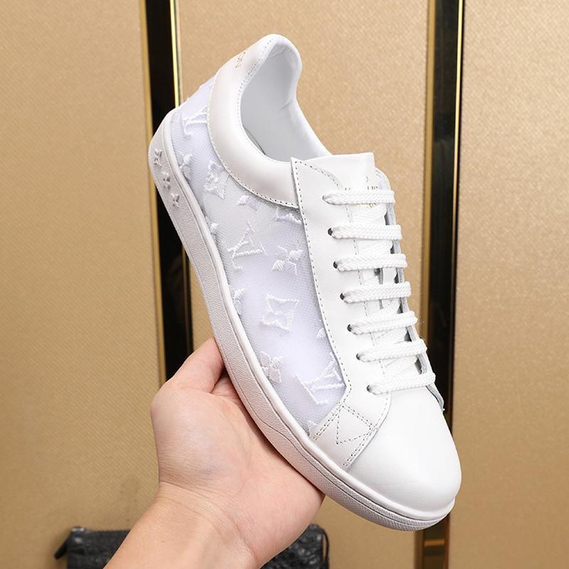 Корабль падения Люксембург тапки Мужская обувь Vintage Luxury Дизайнерская обувь Lunkal Low Top Casual Male Спортивная обувь Scarpe Sportive Da Uomo