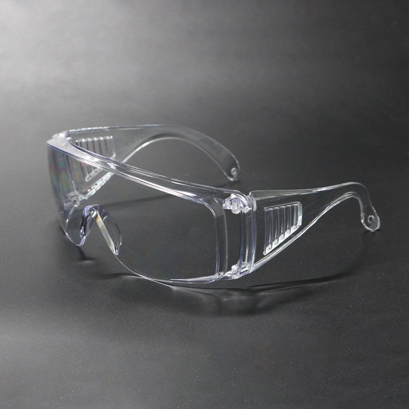Blinds óculos de segurança anti-fog anti-respingo miopia segurança cortinas de proteção de proteção óculos anti-fog respirável óculos anti-respingo b V0xC5