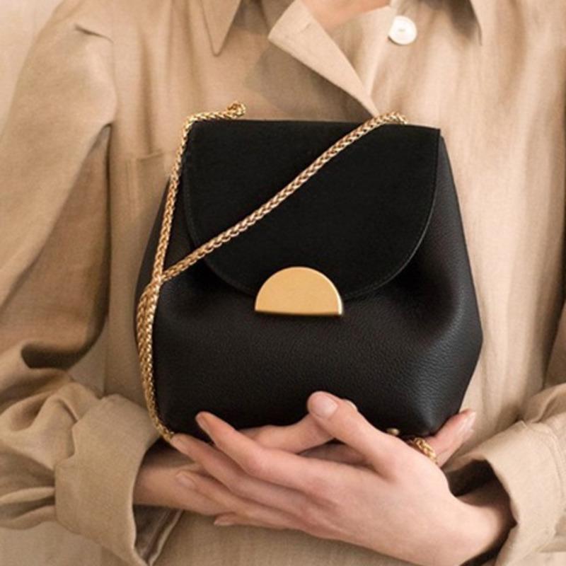 BXX 2020 Summer Brand Designer Shoulder Bags For Women Fashion PU Leather Handbags and Purse Vintage Messenger Bag OE488
