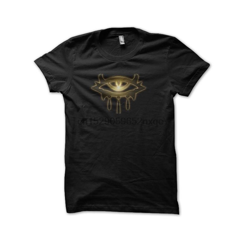 Camiseta de los hombres Camiseta Noyvern Negro camisetas Camiseta de las mujeres