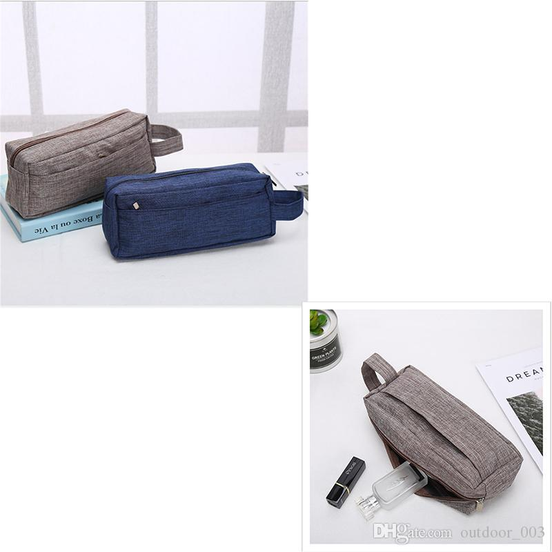Old Cobbler Cosmetic Bag Outdoor Sports Zipper Handbag travel suitcase luggage Fashion Storage Bag Travel Portable Wash Bag Free Post