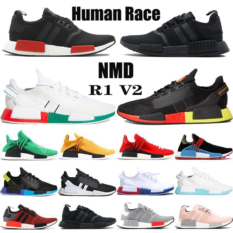 2020 With Box NMD R1 Primeknit Runner
