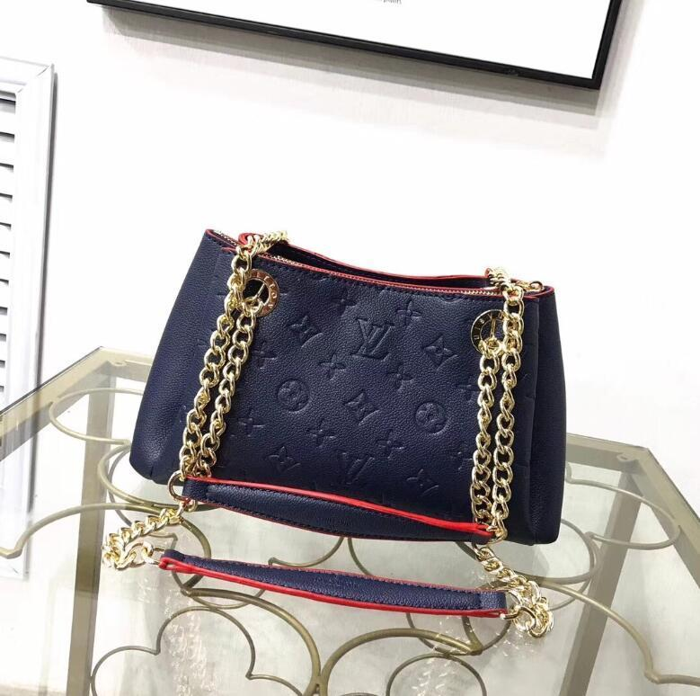 catena casuale piccola borsa piazza spalla di promozione 2020 nuovi sacchetti delle signore Messenger bag Trasporto libero 28x 10x 17 centimetri