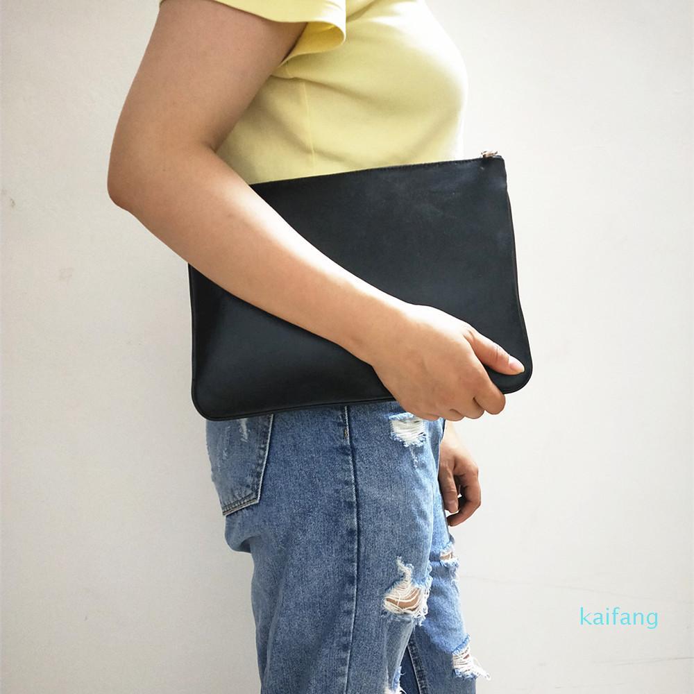 Borse Pochette Documento Classic Hot sale-Fashion Uomo Donna computer portatile della copertura del sacchetto della tela di canapa Caoted borsa con sacchetto di polvere