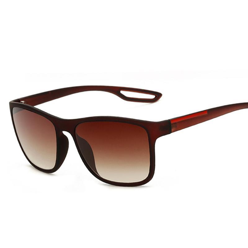 Marcos Mujeres para gafas Gafas de sol Color exclusivo Plaza de gran tamaño Nuevos Gafas Vintage Mujeres 2020 Sun UV400 Hombres Gradiente LPEPV