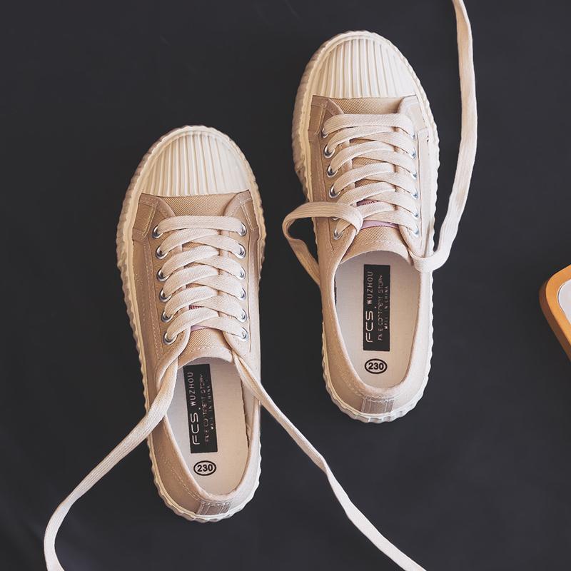 Canvas moda sapatos casuais casuais simples tendência sapatos mulheres verão novo apartamentos mulheres mulher mulher tênis de lona confortável moda colo cbmfk
