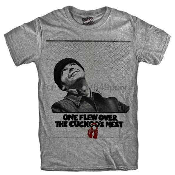 Qualcuno volò Nest T Shirt Over The Cuckoos Milos Forman Jack Nicholson