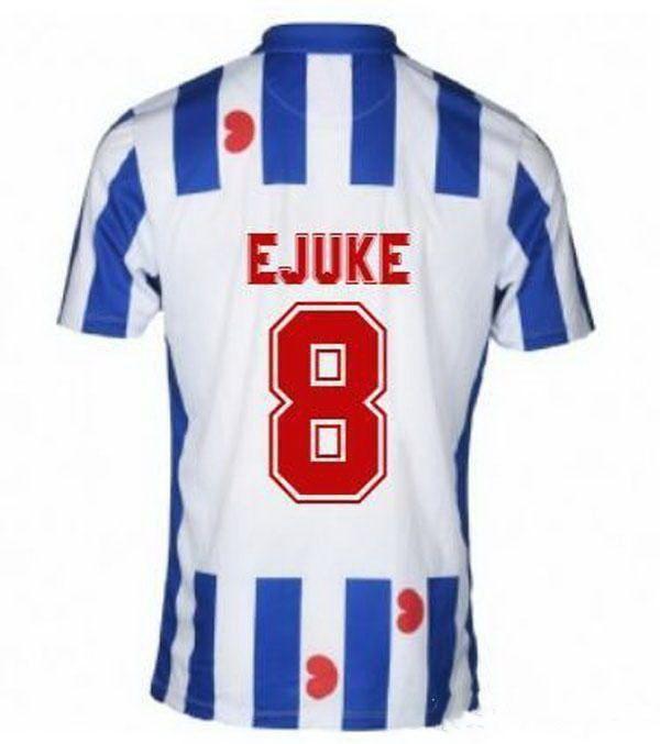 2021 Personality Customized Heerenveen 20 21 6 FAIK 8 EJUKE 11 VAN ...