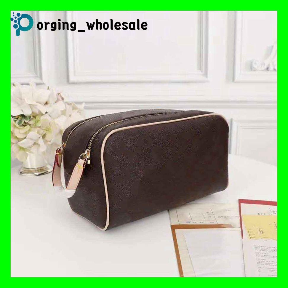 Women cosmetic bags famous makeup bag designer travel pouch make up bag ladies purses organizador toiletry bag