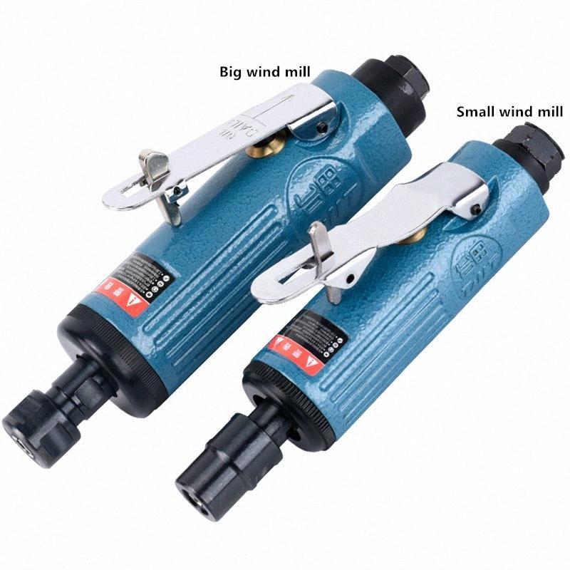 Pneumática lixadeira pequeno moinho de vento pneumática ferramenta de reparo lixadeira pneu moedor de ar de alta velocidade máquina de polir yYHV #