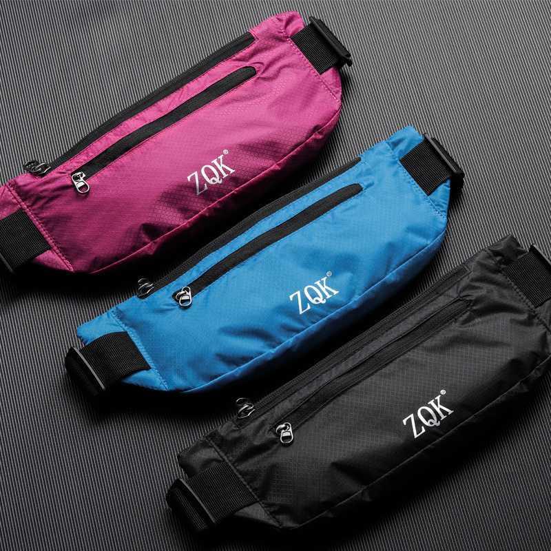 Sports Belt Bag Women Multi-Function Waist Bags Fanny Packs Sports Pockets Men Anti-Theft Mountaineering Phone Bag For Belt