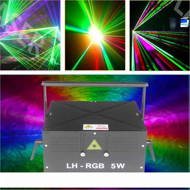 la escritura de animación animación láser RGB luz del disco de luz láser a todo color al aire libre navidad animales ligeros envío libre 5000mw