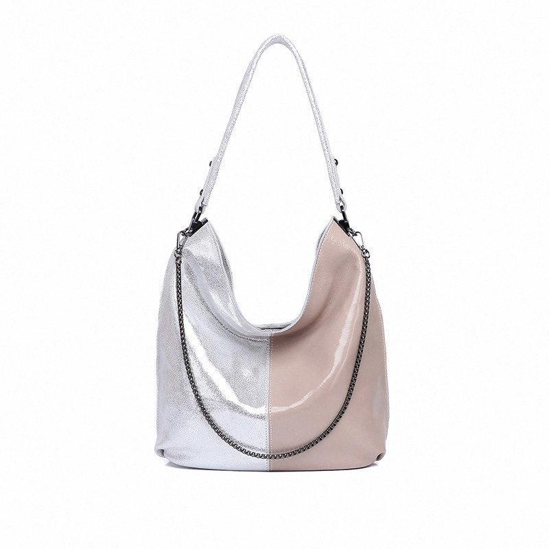 2020 Новые женские сумки PU кожаный мешок плеча высокого качества сумка с цепочкой Lady 6fSV #