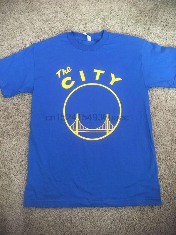 La ville royale T-shirt bleu Kd Golden State Tee Curry