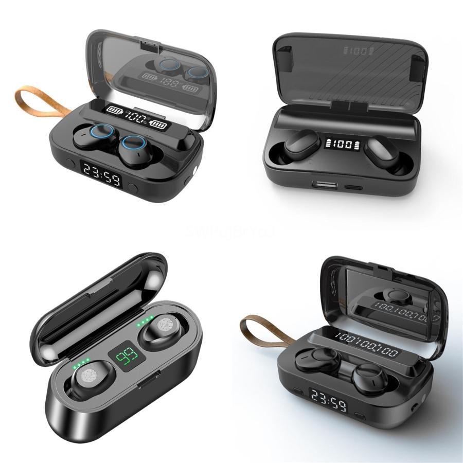 M5 Bluetooth наушники Magnetic металла Беспроводная Running Спортивные наушники с микрофоном для гарнитуры MP3 наушником BT 4.1 для Iphone Samsung LG Smartphon # 292