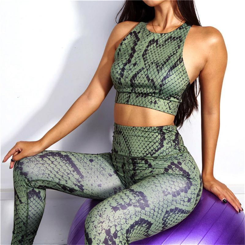 Yoga Outfits 2021 Set Woman Sportswear Fitness Sport Suit Tracksuit Women Leggings Workout Clothes Gym Clothing