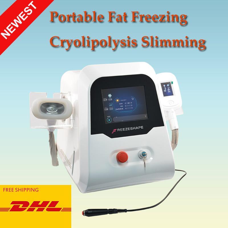vendita superiore portatile mini grasso crioterapia congelamento dimagrante macchina cryolipolysis per il distributore fornitura all'ingrosso corpo