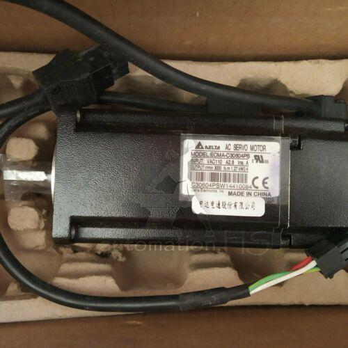 New Delta AB series of servo motor ECMA-C30604PS 400W ECMAC30604PS