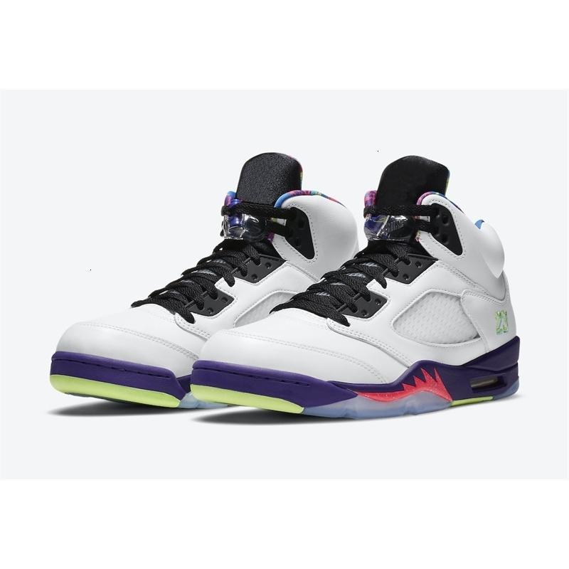 5s Bel alternativo 5 mens uva zapatos de baloncesto de vuelo Jumpman Hyper Real Rojo Fuego plata arriba de la lengüeta 3 deporte zapatilla de deporte internacional