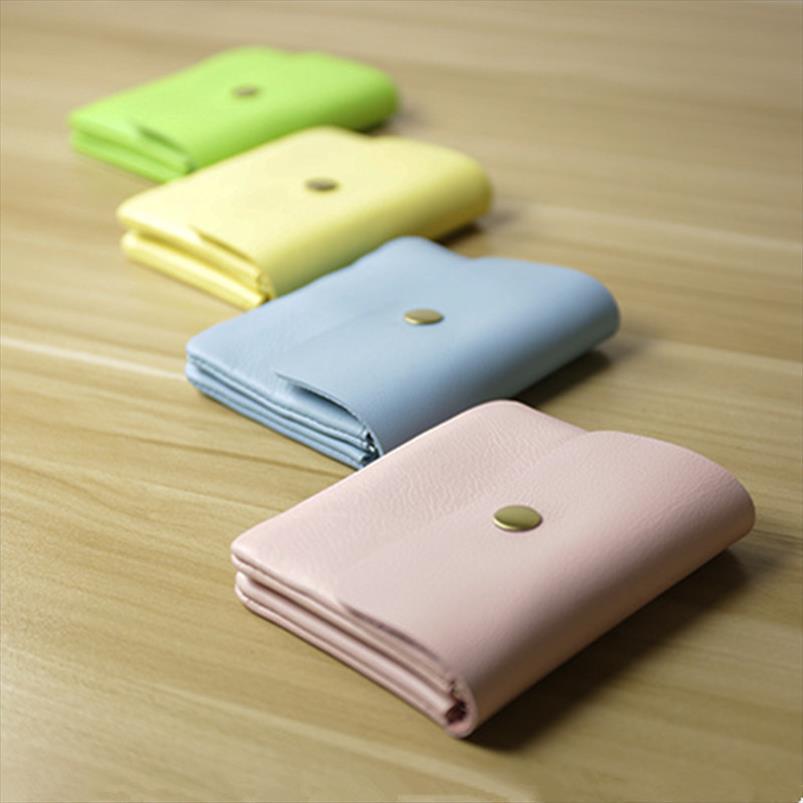 Ladies couro genuíno pequeno carteira das mulheres Saco da moeda Homens Womens carteiras e bolsas Pequeno Clutch Bag Carteira Feminina Mens Wallet