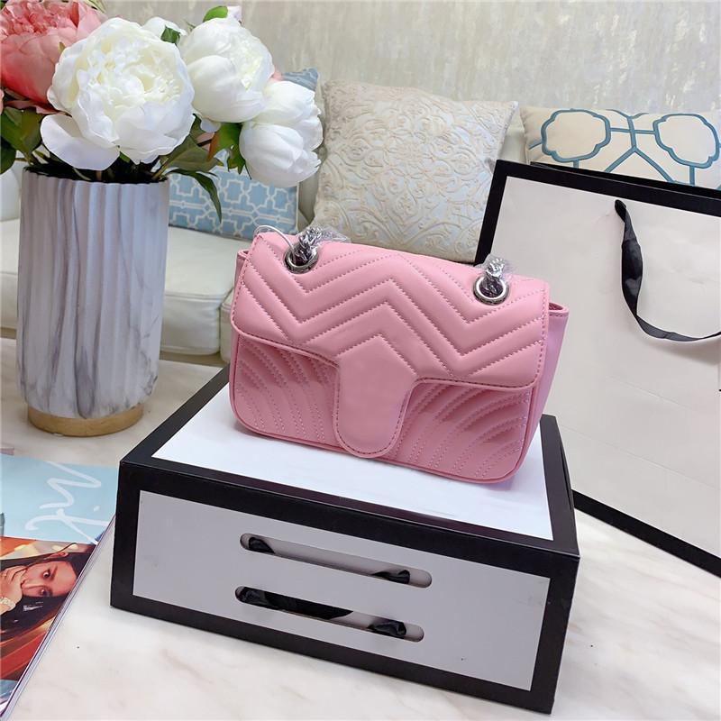Bolsa carteira senhoras couro luxo designer moda marca presente mensageiro ombro de alta qualidade mulher 2020 saco nova bolsa livre shipp tdfj