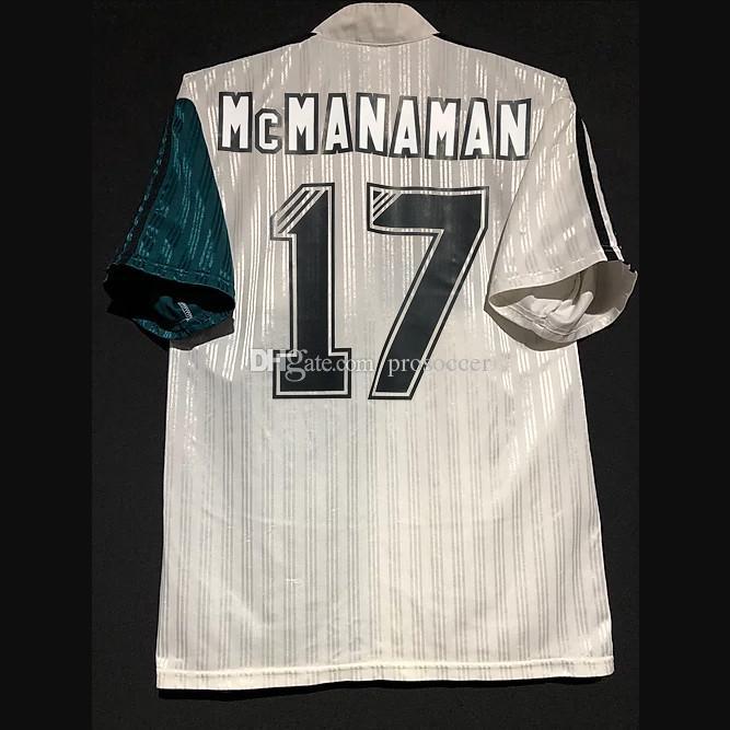 Retro Rush Fowler Barnes Owen McManaman Redknapp Berger Berger Gerrard Beardsley Futebol Jerseys Camisa Vintage Kit