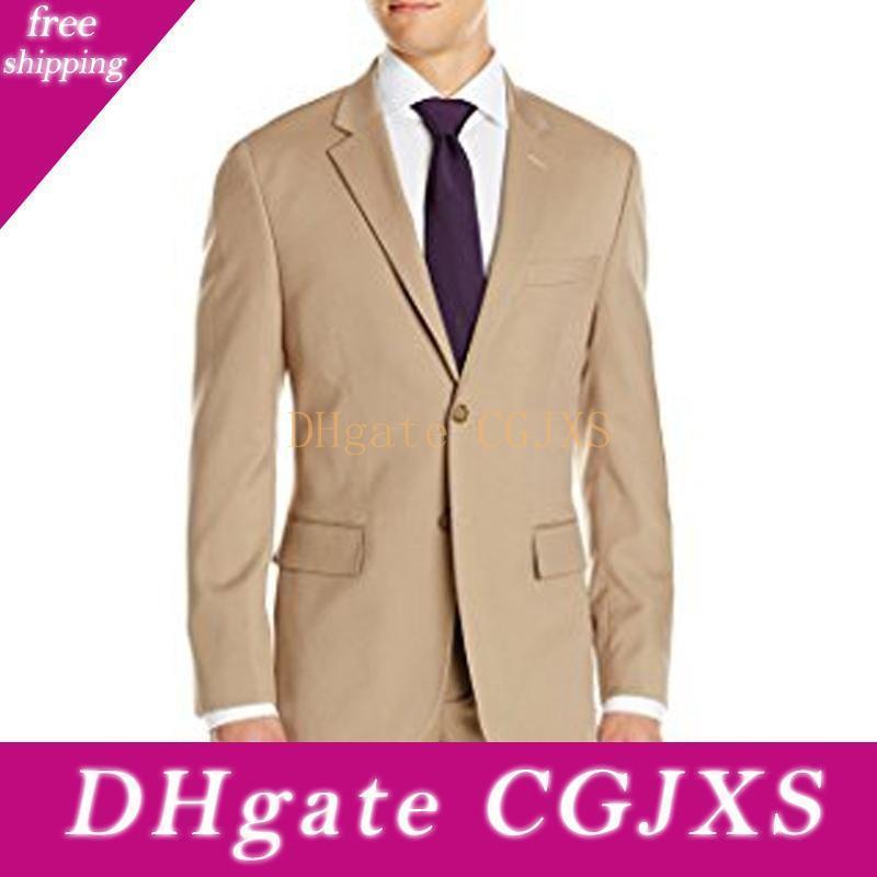 Nuovo Design elegante smoking dello sposo a due pulsanti Notch risvolto Groomsmen migliore vestito dell'uomo Abiti da sposa (Mens Pants Jacket Tie) 968