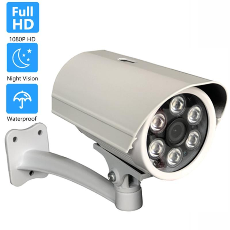 OwlCat Аналоговые Открытый камеры 1080P 2.0MP 4MP NTSC / PAL Водонепроницаемый IP66 CCTV AHD камера ночного видения безопасности видеонаблюдения
