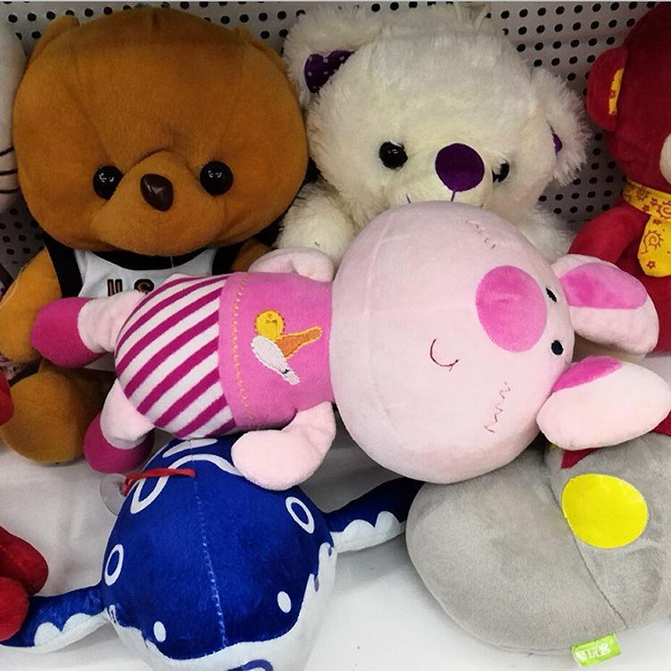 Étal de marché Nuit Sandbag Virole Faire machine Doll Inventaire Pesée peluche enfants Peluche