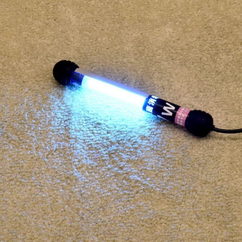 الأوزون الأشعة فوق البنفسجية ضوء المطهر 110 فولت 220 فولت uv تطهير عصا صغيرة المحمولة المنزلية السفر العصا مصباح التطهير 5W - 20W