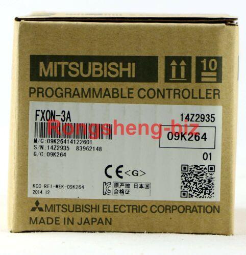1PC جديد ميتسوبيشي PLC MODULE FXON-3A FX0N-3A # 019