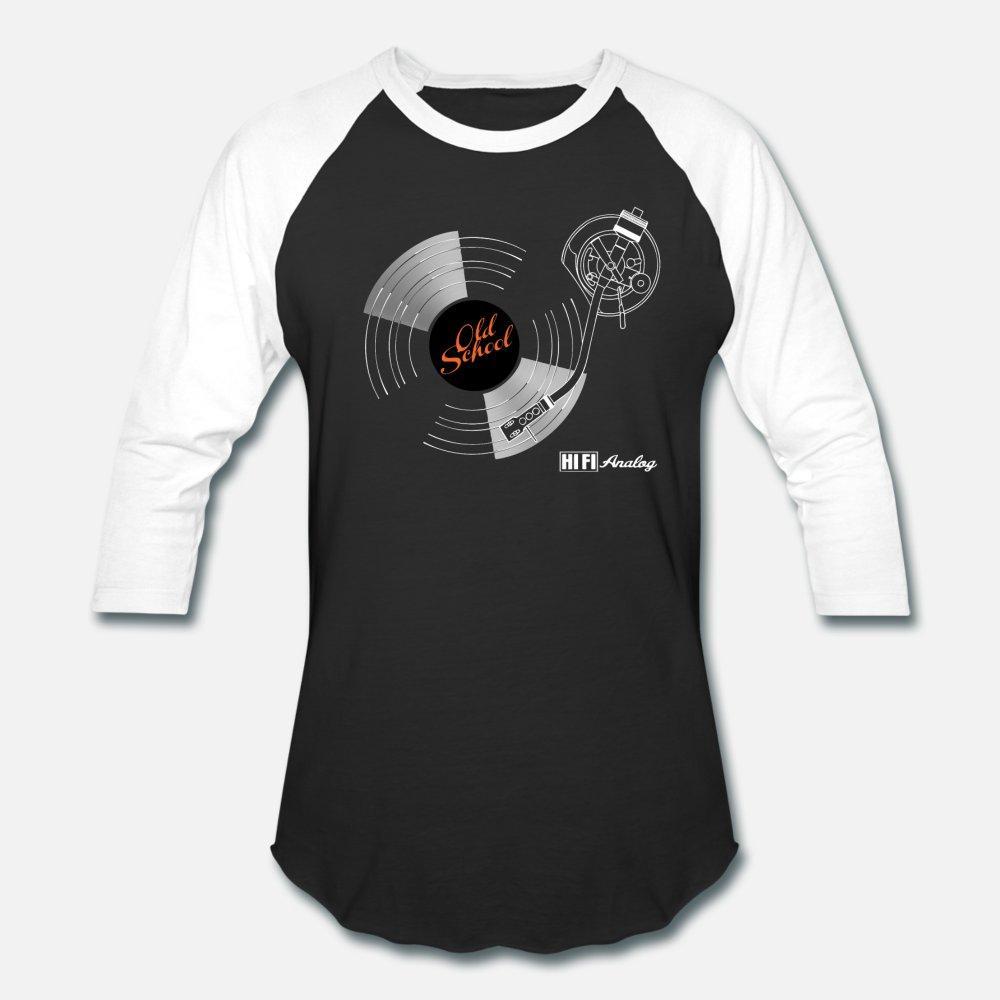 Eski Vinil Gömlek t gömlek erkek tasarımcı% 100 pamuk Euro Boyut S-3XL ince Fit Nefes yaz Kawaii gömlek