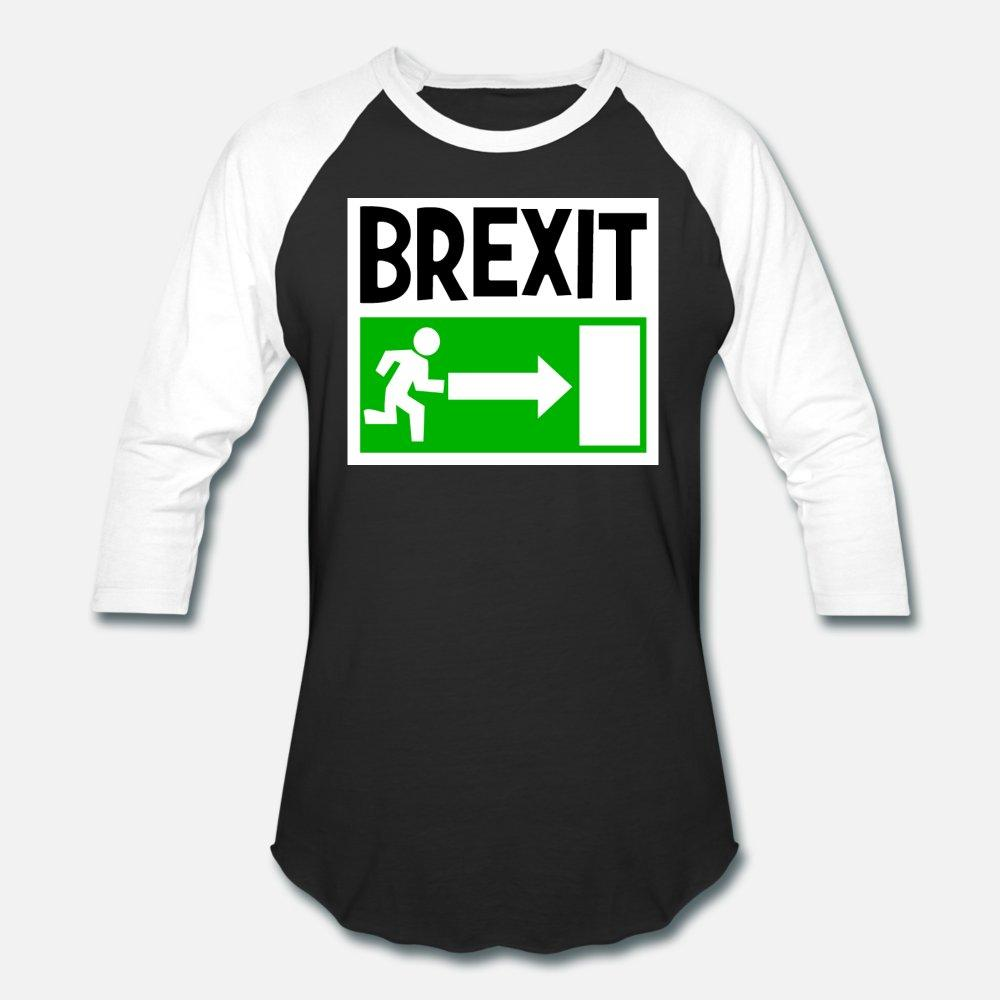brexit eu fuite panique europe grande-bretagne t Masculine shirt Designs t-shirt S-XXXL Outfit fou authentique chemise Printemps naturel