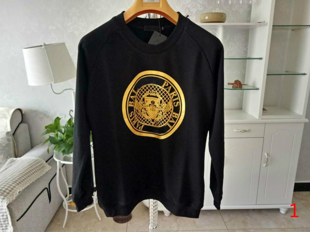 Sudaderas con capucha nueva llegada mujeres de los hombres suéter suéter de la moda de primavera con capucha del otoño con la impresión Tops para hombre Ropa Tt2001033