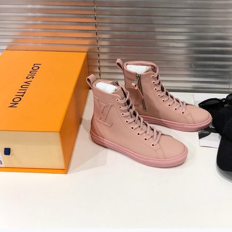 56 Designer luxury female casual fashion shoes, outdoor casual travel shoes, high quality, fast delivery, original box