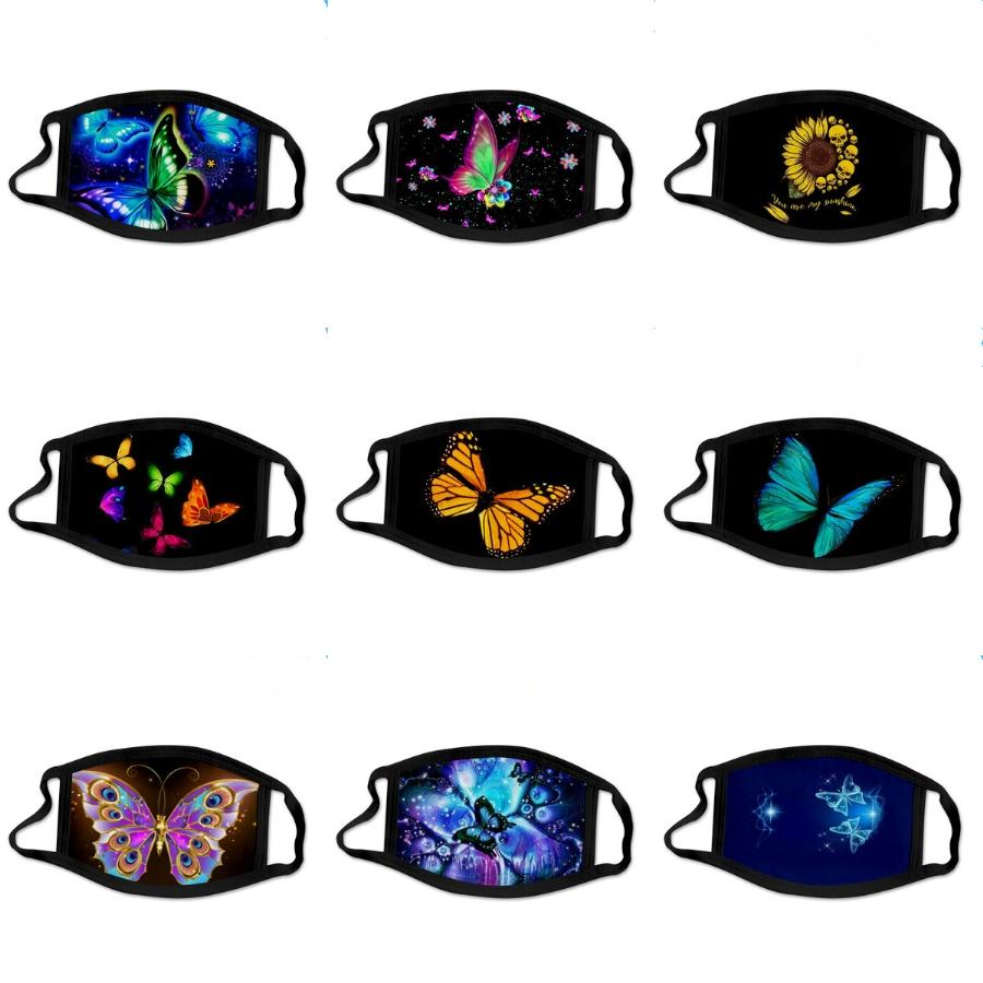 13O8B New Starry Sky Face Scarf Print Hairband Mask Outdoor Cycling Scarf Headband Light Magic EDC Soft Breathable Headwear#164#285
