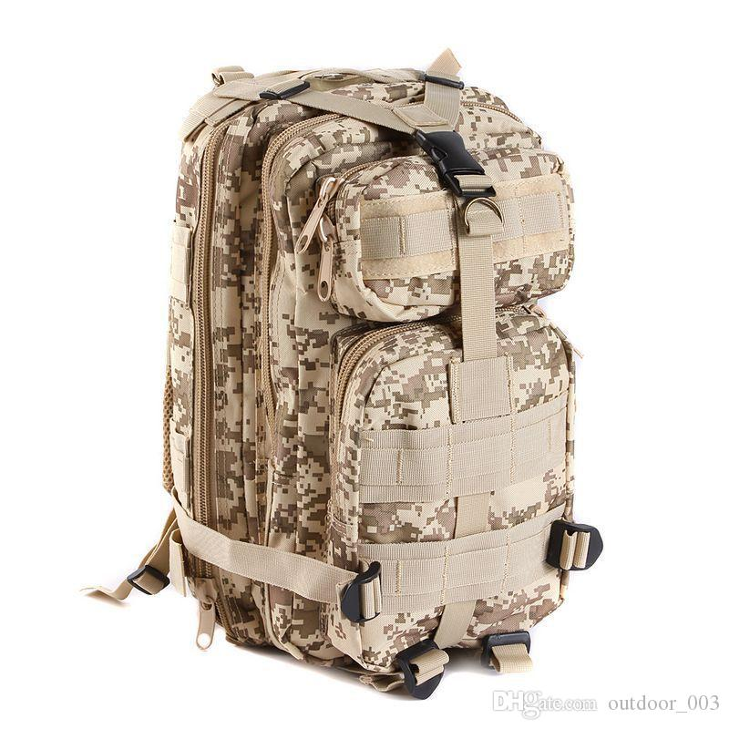 11 Styles Tactical Camping Military Backpack Combat channel bag Hiking Camouflage Military Mountaineering Bag Hiking Outdoor Sports Bag