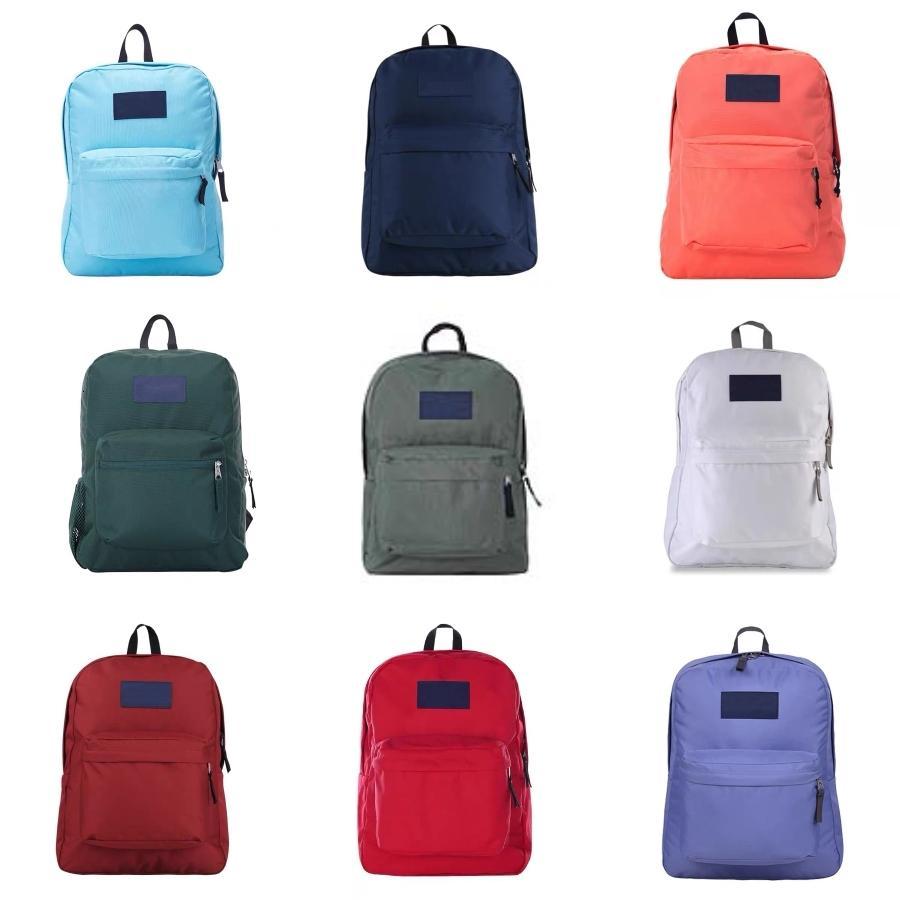 Mars Zaino Occupy Viaggi Fly Daypack Out Space Trip Schoolbag Maschera fredda Stampa Zaino Scuola Sport Day Bag Outdoor Pack # 1661