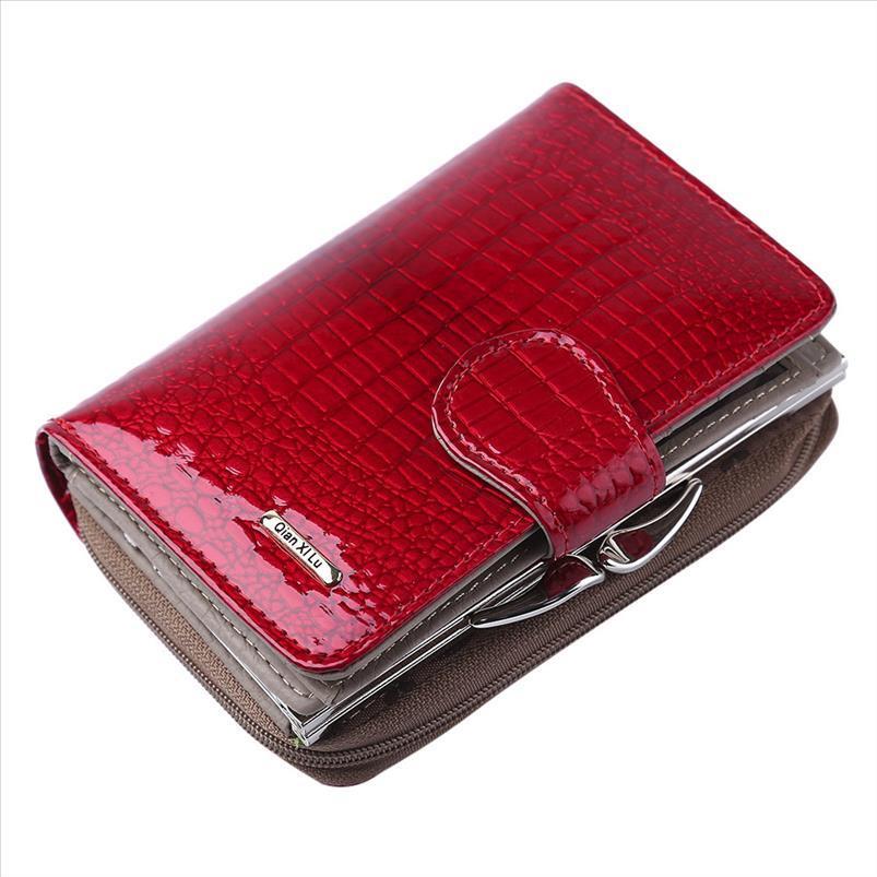 Couro das mulheres bolsa com zíper mulheres bolsa de couro saco bolsa senhora yl5 bolsa carteira carteira feminina carteira haurd