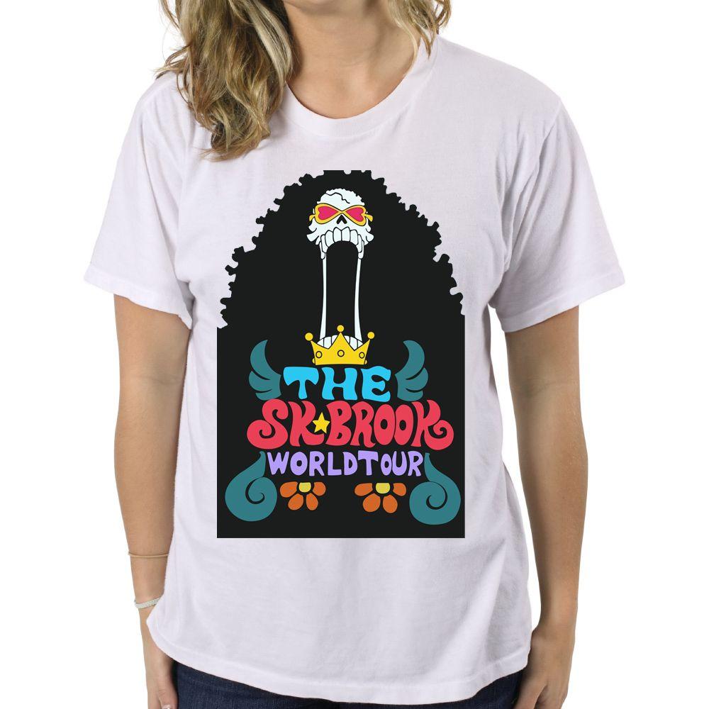 Camiseta de los hombres de una pieza de arroyo camiseta rey alma camisetas Camiseta de las mujeres