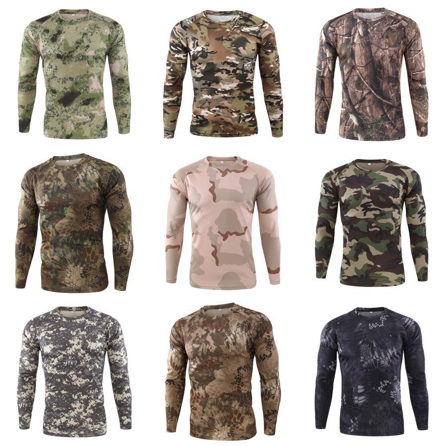 Mens nuovo modo Camicie Casual primavera e in autunno a maniche lunghe T superiori Mens Uomini Felpe Fashion Designer Mens Abbigliamento Streetwear # 359