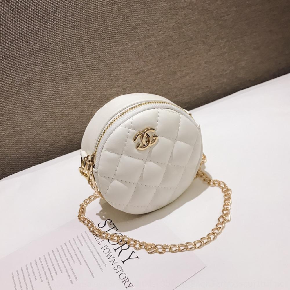 vQHAg nuovo 2019 stile coreano crossbody spalla catena di moda per bambini mini sacchetto delle donne del turno Coin Purse Accessori portafoglio portafoglio di accesso