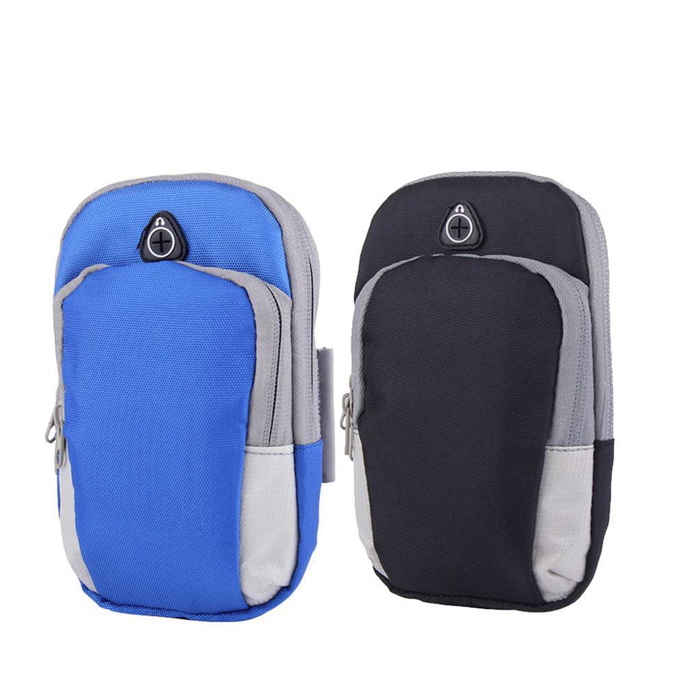 아이폰 X 8 7 플러스 6S 플러스 야외 스포츠 다기능 완장 방수 최상의 실행 스포츠 모바일 팔 가방 휴대 전화 가방 키 홀더