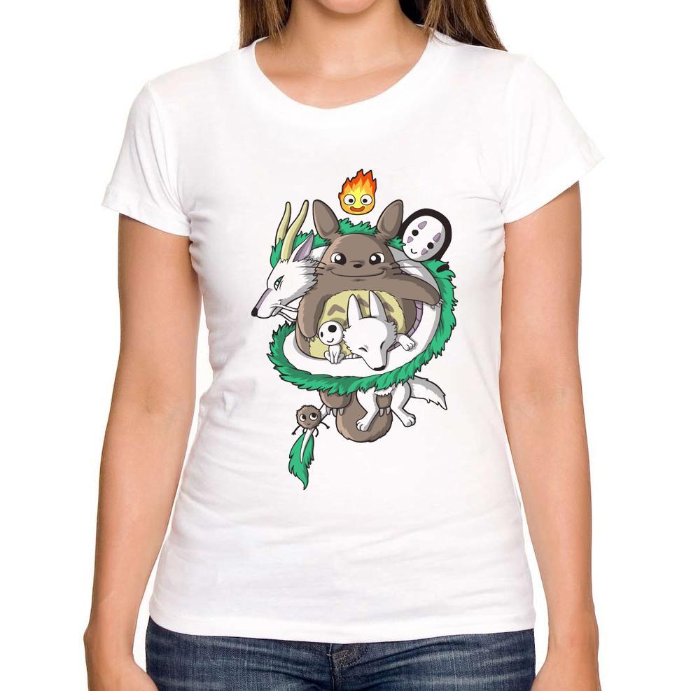 Neue Neuheit prined schöne Fantasie-Entwurfs-Frauen-T-Shirts Art und Weise Sommer-Kurzschluss-Hülsen-Shirt Mädchen Weißes T-Shirt Harajuku
