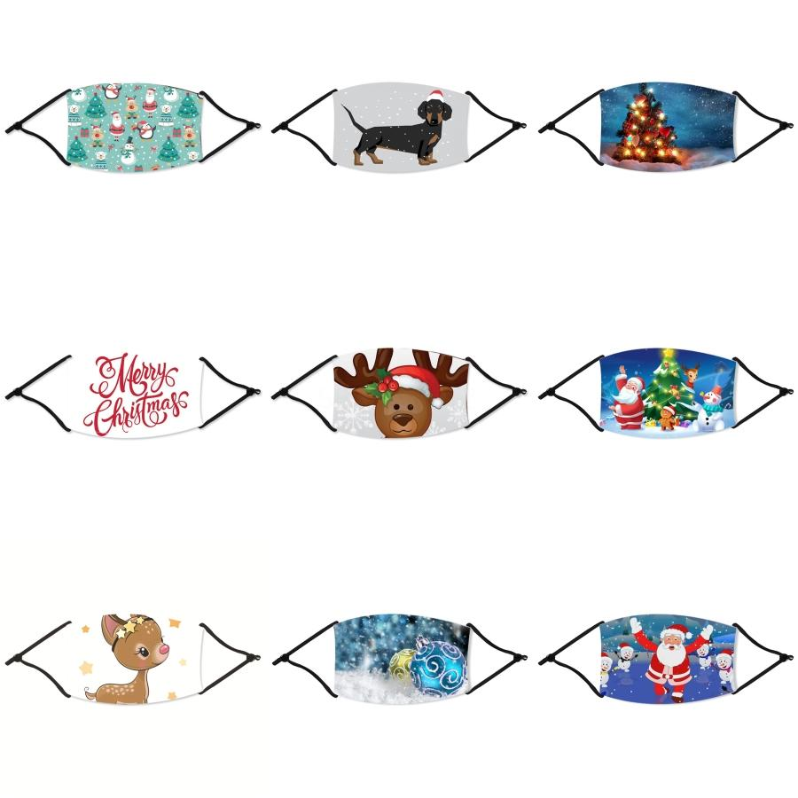 Yüz Noel Maskeleri Bahar Ve Yaz Bayanlar İnce Dantel Çift Pamuk Noel Maske Güneş kremi Noel Maskeler Koruyucu toz geçirmez Chris # 810