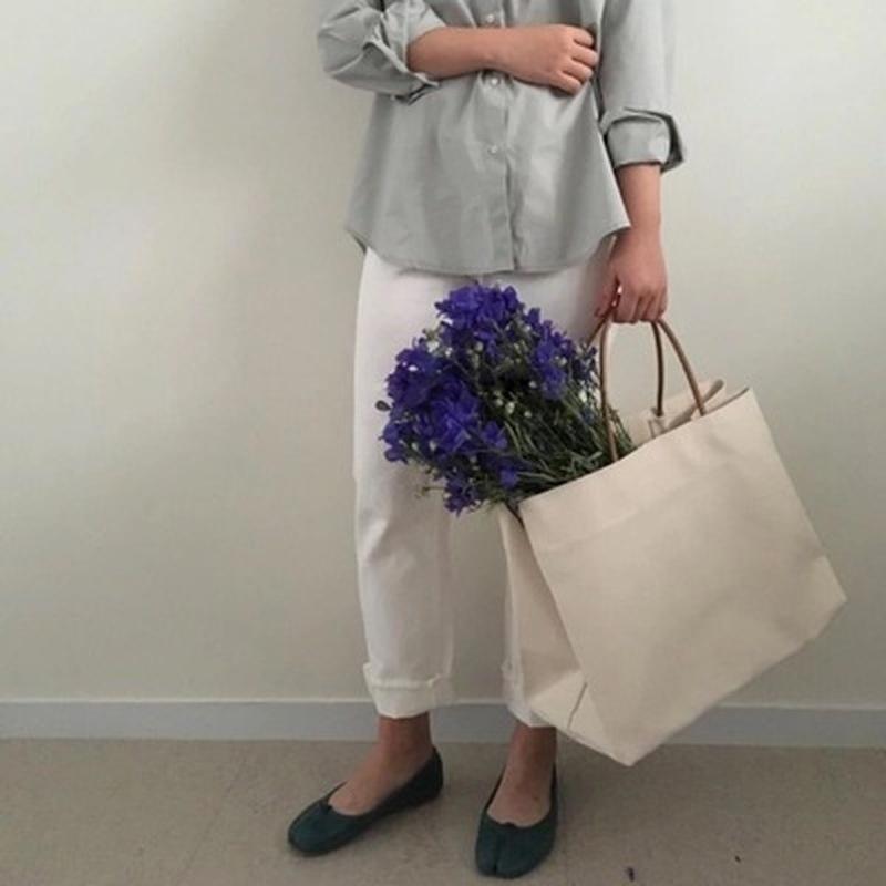 Borse della tela di canapa per le donne Tote Beach Bags riutilizzabili Shopping Bags Casual grande capacità Storage Bag