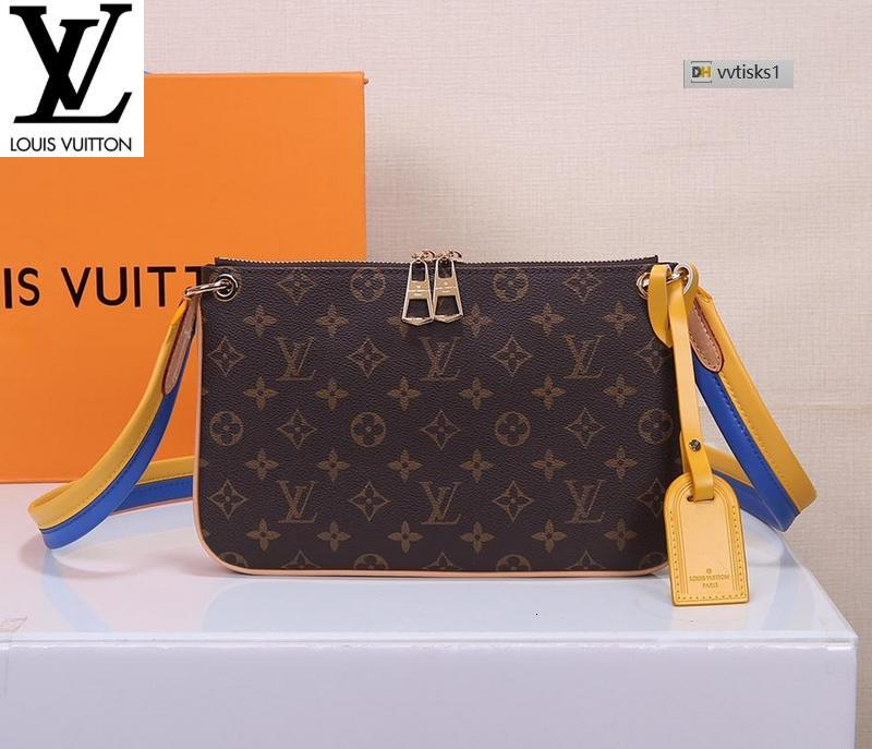 vvtisks1 HH6L 44053 (DB83) Women HANDBAGS ICONIC BAGS TOP HANDLES SHOULDER BAGS TOTES CROSS BODY BAG CLUTCHES EVENING