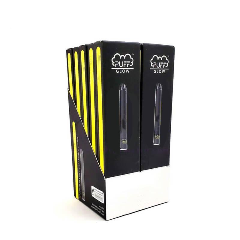 새로운 퍼프 발광 처분 할 수있는 장치 스타터 키트 전자 담배 빈 Vape 펜 카트리지 280mAh 배터리 1.4ml 용량 300 퍼프 좋은 품질