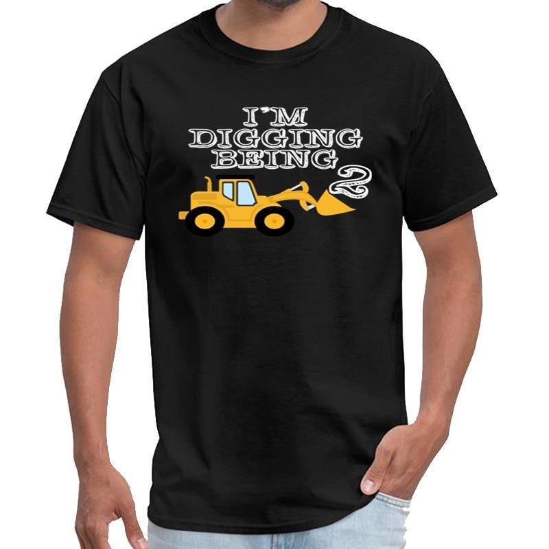 Imprimés 2ème anniversaire Bulldozer rupaul t-shirt t-shirt femmes 3XL 4XL 5XL slogan